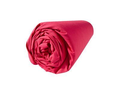 BLANC CERISE - Drap de lit-BLANC CERISE-Drap housse - percale (80 fils/cm�) - uni