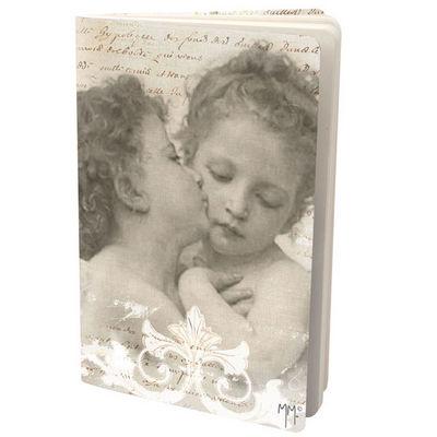 Mathilde M - Carnet-Mathilde M-Carnet 32 pages Anges amoureux