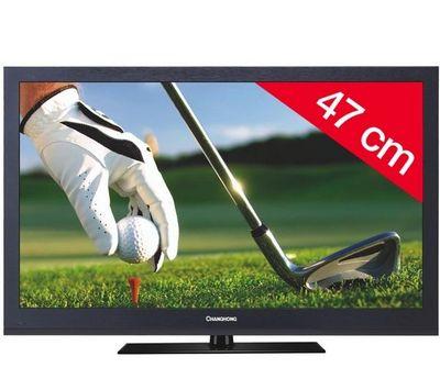 CHANGHONG - Téléviseur LCD-CHANGHONG-LED19T868 - Tlviseur LED