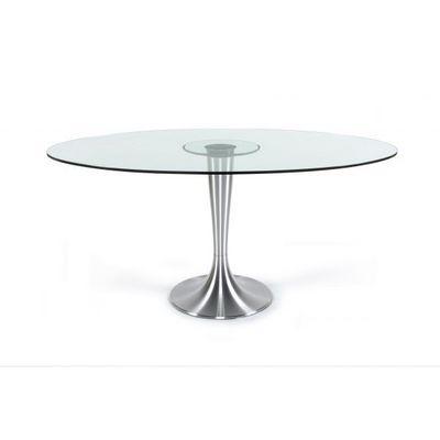 WHITE LABEL - Table de repas ronde-WHITE LABEL-Table repas design Swift