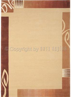 Arte Espina - Tapis contemporain-Arte Espina-Tapis EASY GOING 3 beige 200x300 en Acrylique