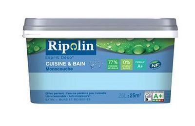 Ripolin - Peinture pour cuisine et salle de bains-Ripolin