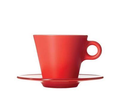 Leonardo - Tasse � caf�-Leonardo-cappuccino Ooh