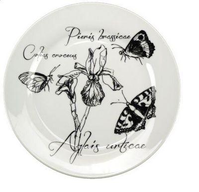 Interior's - Assiette plate-Interior's-Iris
