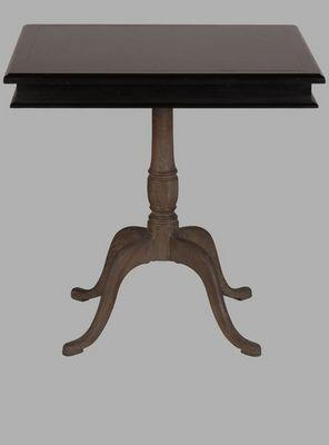 BLANC D'IVOIRE - Table bistrot-BLANC D'IVOIRE-BASTIEN