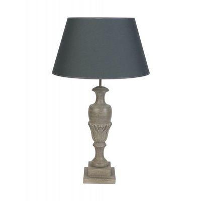 BLANC D'IVOIRE - Lampe à poser-BLANC D'IVOIRE-GARANCE