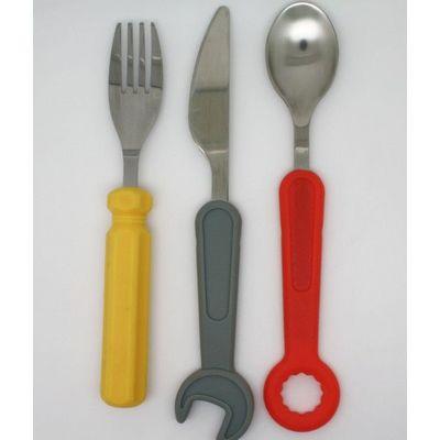 Ryon - Couverts Enfant-Ryon-Kit couverts outils