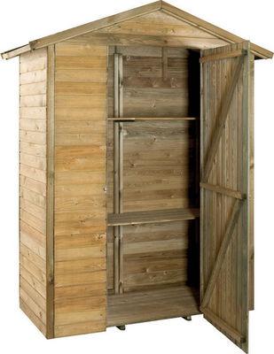 JARDIPOLYS - Abri de jardin bois-JARDIPOLYS-Grande armoire de jardin en bois