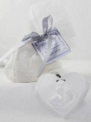Le Pere Pelletier - Sachet parfumé-Le Pere Pelletier-Coeur d'ange parfumé à suspendre senteur la chimè
