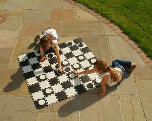 Traditional Garden Games - Jeu de soci�t�-Traditional Garden Games-Jeu de Dames g�ant