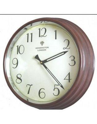 L'HERITIER DU TEMPS - Horloge murale-L'HERITIER DU TEMPS-Horloge de Style Gare Vitr�e