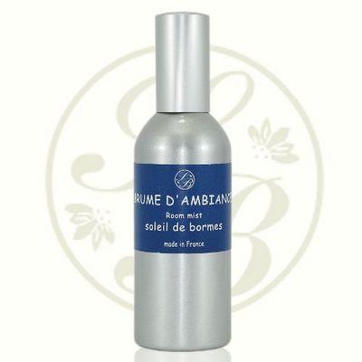 Savonnerie De Bormes - Parfum d'intérieur-Savonnerie De Bormes-Brume d'ambiance - Soleil de Bormes - 100 ml - Sa