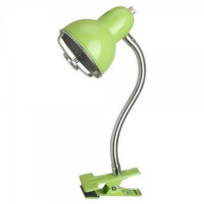 La Chaise Longue - Lampe à pince-La Chaise Longue-Lampe détroit clip vert