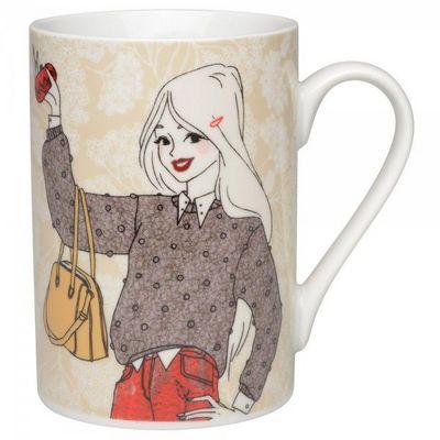 La Chaise Longue - Mug-La Chaise Longue-Mug Parisienne Sabrina