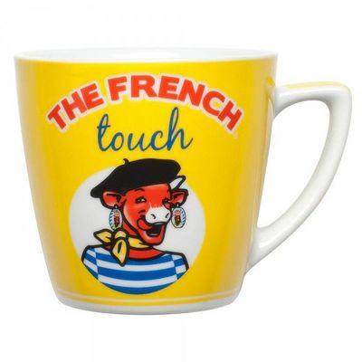 La Chaise Longue - Mug-La Chaise Longue-Set petit d�jeuner La Vache qui rit French