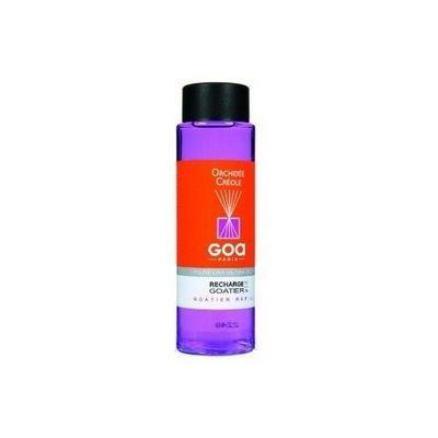 CLEM - Essences parfum�es-CLEM-Recharge parfum pour diffuseurs - Orchid�e & Cr�ol