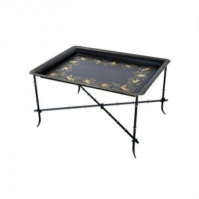 Demeure et Jardin - Table basse rectangulaire-Demeure et Jardin-Table basse rectangulaire Singeries