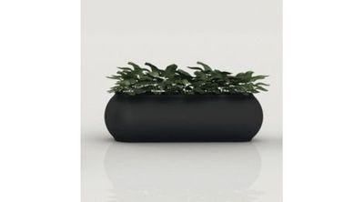 VONDOM - Jardinière-VONDOM-Pot design VONDOM Kannelloni