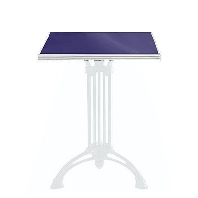 Ardamez - Plateau de table bistrot-Ardamez-Plateau de table de bistrot �maill�e / bleu