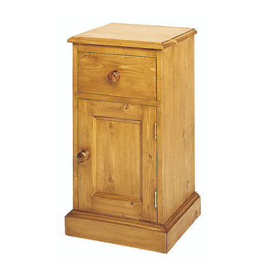 Interior's - Table de chevet-Interior's-Chevet 1 porte 1 tiroir