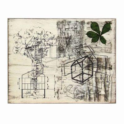 Interior's - Tableau décoratif-Interior's-Tableau Nature
