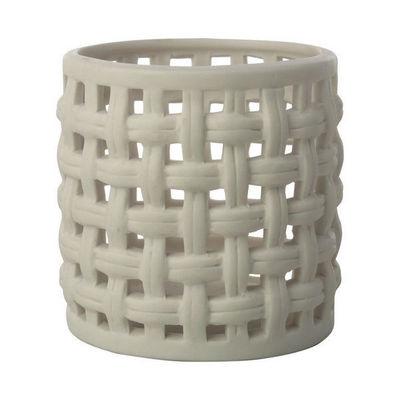 Interior's - Photophore-Interior's-Lanterne en porcelaine Pois & Compagnie PM