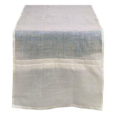 Interior's - Chemin de table-Interior's-Chemin de table blanc en lin