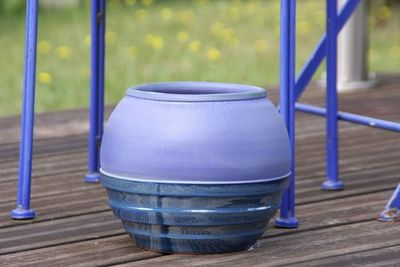 Les Poteries Clair de Terre - Pot de jardin-Les Poteries Clair de Terre-Bonbonniere