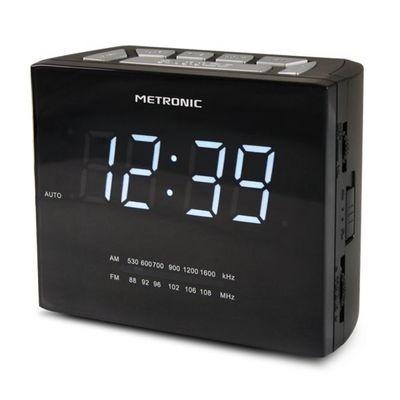 METRONIC - Radio réveil-METRONIC