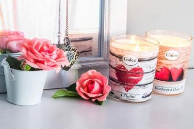 GALEO - Bougie parfumée-GALEO