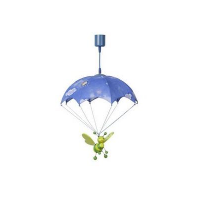 LUCIDE - Lampe � poser enfant-LUCIDE-Suspension enfant en bois Bee