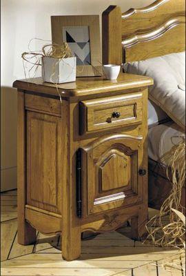 Ateliers De Langres - Table de chevet-Ateliers De Langres-JOINVILLE