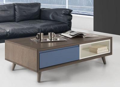 Ateliers De Langres - Table basse rectangulaire-Ateliers De Langres-TENTATION