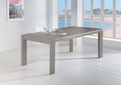 Ateliers De Langres - Table de repas rectangulaire-Ateliers De Langres-CERAM - table de repas rectangulaire