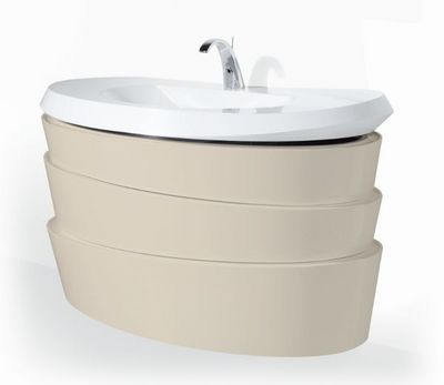 Decotec - Meuble vasque-Decotec-Virtuose