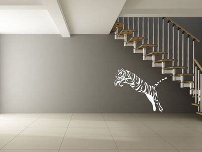 WHITE LABEL - Sticker-WHITE LABEL-Sticker Tigre