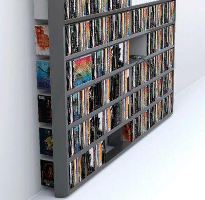 MALHERBE EDITION - Bibliothèque ouverte-MALHERBE EDITION-Wall Disc Laquée