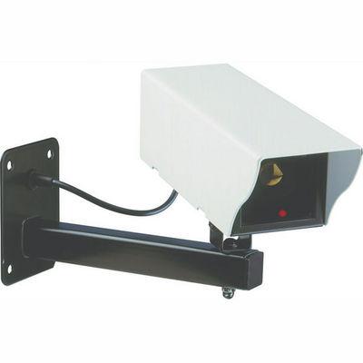 CFP SECURITE - Camera de surveillance-CFP SECURITE-Vid�osurveillance - Cam�ra factice en m�tal CS11D-