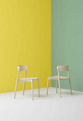 PEDRALI - Chaise empilable-PEDRALI