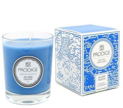 PRODIGE - Bougie parfumée-PRODIGE-Céleste