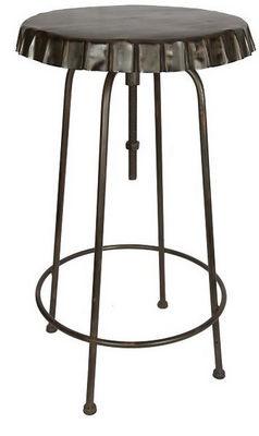 Antic Line Creations - Mange debout-Antic Line Creations-Table haute Capsule Antique