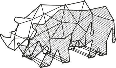 Amadeus - Porte-revues-Amadeus-Porte magazine design en m�tal Rhinoc�ros