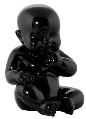 KOKOON DESIGN - Statuette-KOKOON DESIGN-Statue design bébé Sweety Noir