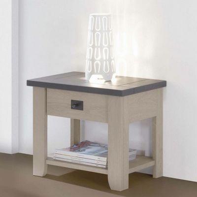 Ateliers De Langres - Table de chevet-Ateliers De Langres-Chevet WHITNEY