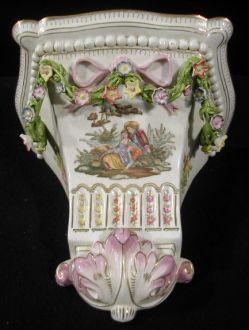 Demeure et Jardin - Console (architecture)-Demeure et Jardin-Console Louis XVI