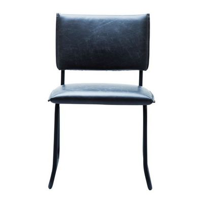 Kare Design - Chaise-Kare Design-Chaise Duran Vintage noire