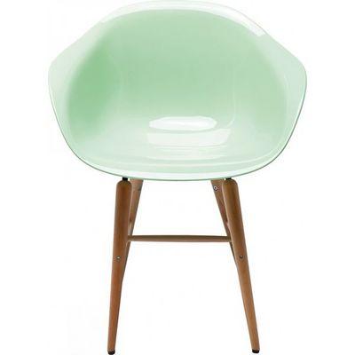 Kare Design - Chaise-Kare Design-Chaise avec accoudoirs Forum mint