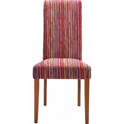Kare Design - Chaise-Kare Design-Chaise Econo Slim Boderline rouge