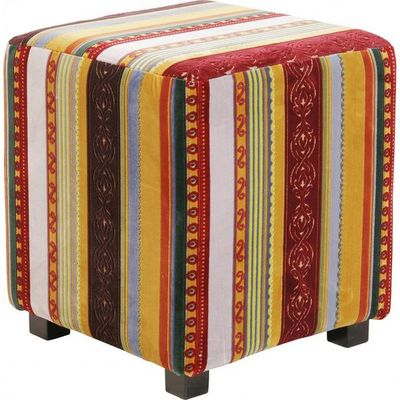 Kare Design - Pouf-Kare Design-Pouf Very British