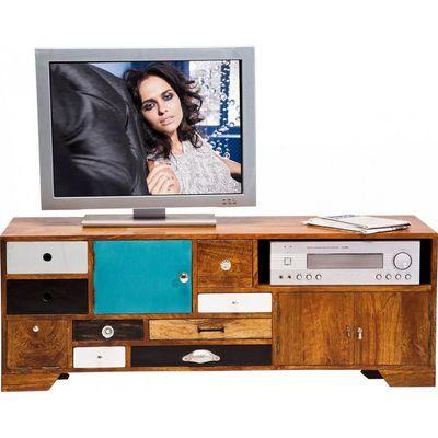 Kare Design - Meuble tv hi fi-Kare Design-Meuble TV en bois Babalou